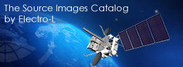 The source images catalog by Electro-L